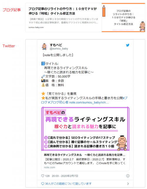 noteに記事リンクを挿入